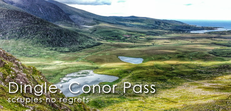 Dingle: Connor's Pass