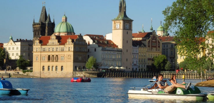 Prague with Kids – Part 2: Children's Island