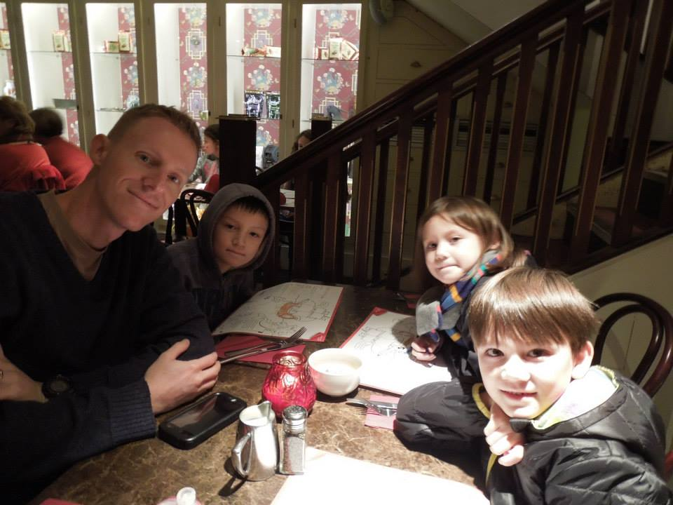 things to do with kids in Dublin, Dublin cafe, Bewley's on Grafton