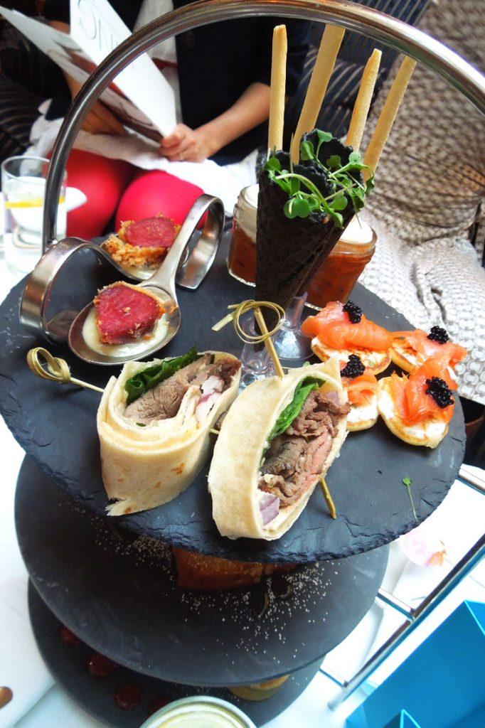 A Most Peculiar Tea | Westin Hotel | Dublin, Ireland