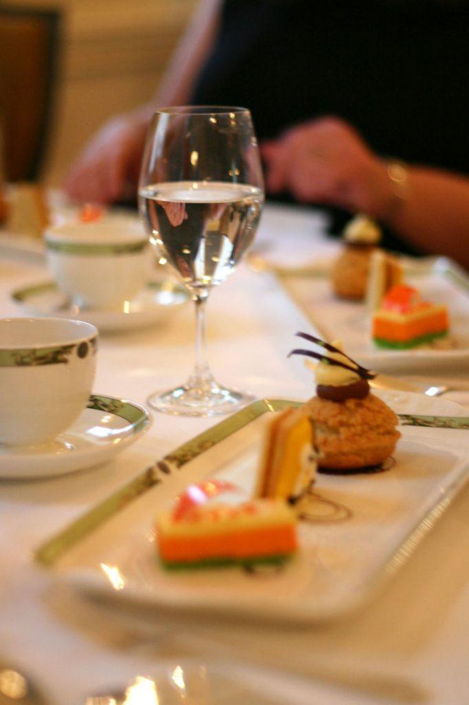 Merrion Hotel Afternoon Art Tea, art tea