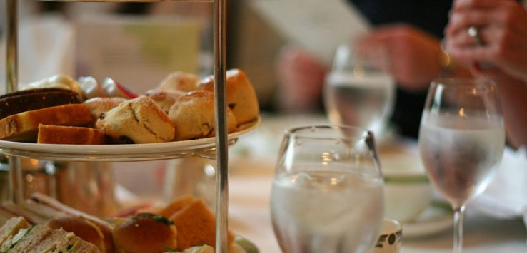 Afternoon Art Tea at the Merrion Hotel