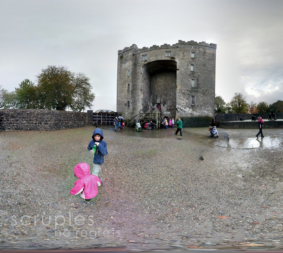 The Haunted House at Bunratty Castle & Folk Park