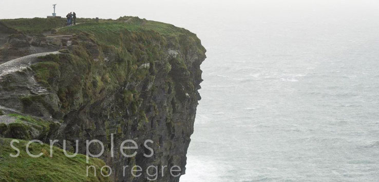 Halloween Break at the Cliffs of Moher, Bunratty Castle and the Aillwee Cave