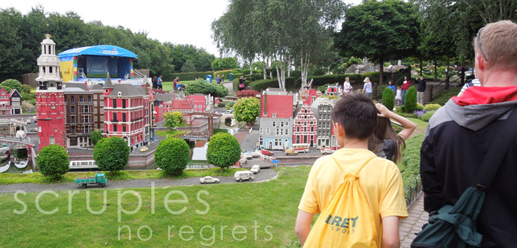 London with Kids: Legoland