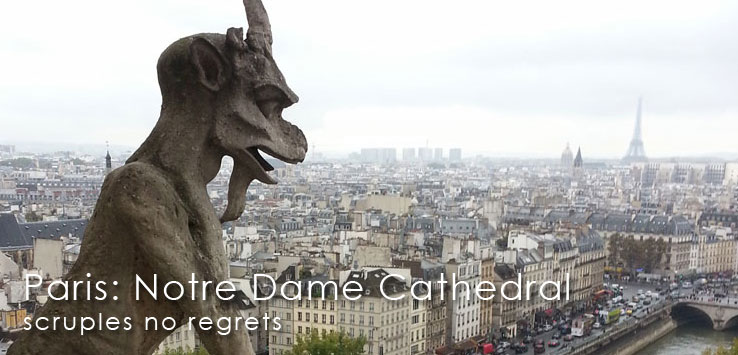 Paris with Kids: Notre Dame Cathedral